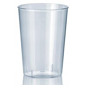 Plastic PS Shotje Geïnjecteerde glascider transparant 70ml (2025 stuks)