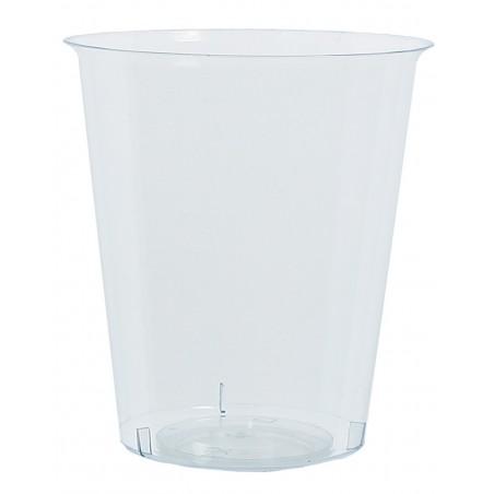 Verre en plastique 500ml PP Transparent (500 Utés)