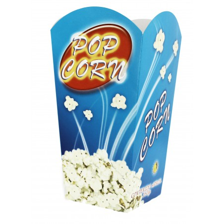 Etuis à Pop-Corn Grand 150g 8,7x13x20,3cm (250 Utés)