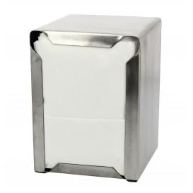 "Servet Roestvrij van staal Dispenser ""Miniservis"" 17x17 (12 stuks)"
