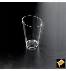 """Verre Dégustation """"Conique Alto"""" Transparent 70 ml (25 Utés)"""