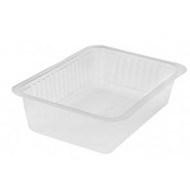 Plastic deli Container PP hittebestendig 1000ml (100 stuks)