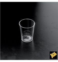 "Verre ""Conical"" Transparent 50 ml (25 Utés)"