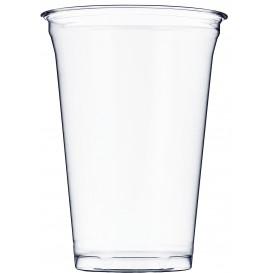 Gobelet Plastique Rigide Haut en PET 610 ml Ø9,8cm (50 Unités)