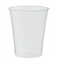 Vaso de Plastico PP Transparente 200 ml (100 Unidades)