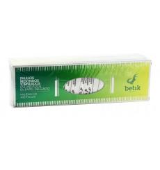 Cure-dents en Bois Rond tournage en Sachet 65mm (1 Uté)