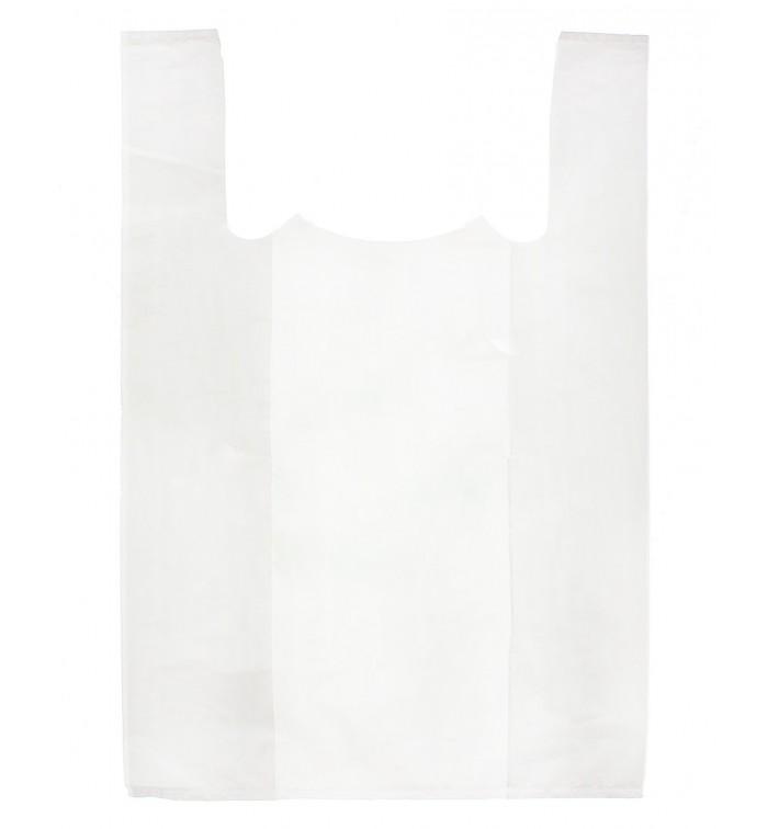 Sac à Bretelles 70x80cm Blanc (400 Unités)