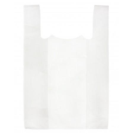 Sac à Bretelles 70x80cm Blanc (100 Unités)