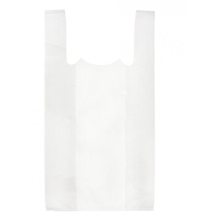 Sac à Bretelles 40x50cm Blanc (4000 Unités)