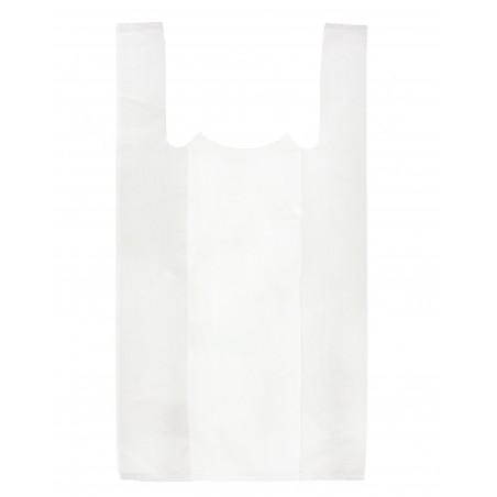 Sac à Bretelles 40x60cm Blanc (1600 Unités)
