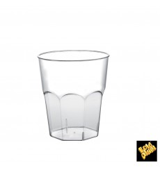 Verre Plastique à Cocktail Transp. PP Ø84mm 270ml (420 Utés)