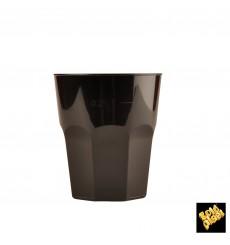 Verre Plastique à Cocktail Noir PP Ø84mm 270ml (420 Unités)