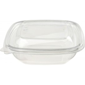 Plastic Kom PET Vierkant 150ml 125x125x30mm (50 stuks)