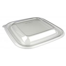 Couvercle Plastique pour Bol PET 190x190mm (50 Utés)