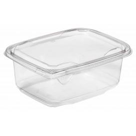 Plastic deli Container PET onverbrekelijk 1000ml 18x14x7cm (390 stuks)