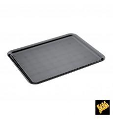 Plat Tray Noir 37x50cm (24 Utés)