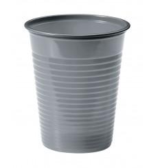 Gobelet Plastique Or PS 200ml (1500 Unités)