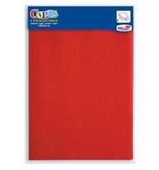 Set de Table papier 1,2x1,8m rouge (1 Uté)