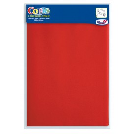 Papieren Tafelkleed rood 1,2x1,8m (24 stuks)