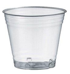 Gobelet PLA Bio Transparent 160ml Ø7,2cm (1000 Unités)