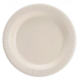 """Schuim bord Foam """"Quiet Classic"""" gelamineerde Honeen Ø23 cm (125 stuks)"""