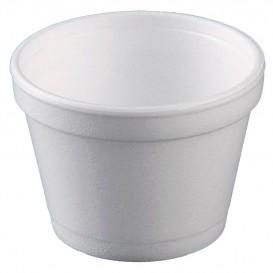 Schuim Container wit 12 Oz/355ml Ø11cm (25 stuks)