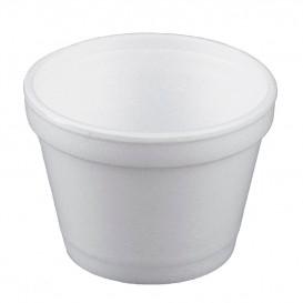 Schuim Container wit 4Oz/120ml Ø7,4cm (1000 stuks)