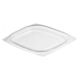 Couvercle Plastique PS Plat Transp. Récipient 118/177ml (63 Utés)
