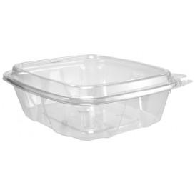 Plastic deli Container PET onverbrekelijk hoge koepel Deksel 710ml (200 stuks)