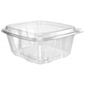 Plastic deli Container PET onverbrekelijk hoge koepel Deksel 950ml (200 stuks)