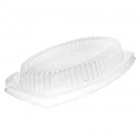 Plastic Deksel voor dienblad 28X22cm (125 stuks)