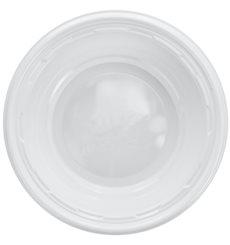 """Bol Plastique PS """"Famous Impact"""" Blanc 120ml (1000 unités)"""
