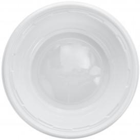 Bol en Plastique PS Blanc Blanc 180ml Ø11,5cm (1000 Utés)