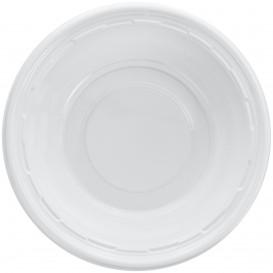 Bol en Plastique PS Blanc Blanc 360ml Ø15cm (1000 Utés)