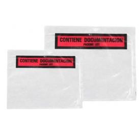 Pochettes Auto-adhésives Imprimé 235x130mm (250 Unités)