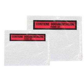 Paklijst enveloppen zelfklevend Printed 1,75x1,30cm (1000 stuks)