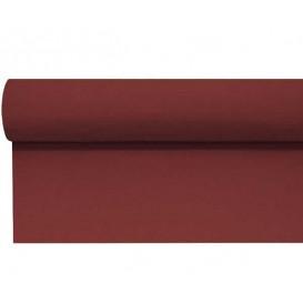 Airlaid tafelloper bordeauxrood 0,4x48m P1,2m (6 stuks)