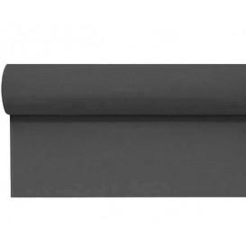 Airlaid tafelloper grijs 0,4x48m P1,2m (6 stuks)