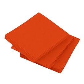 Papieren servet Micropunt rood 20x20cm 2C (100 stuks)