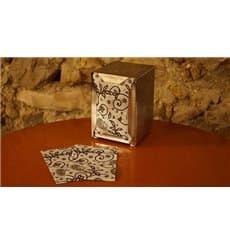 """Serviette en Papier SNACK """"Cachemire"""" 17x17cm (200 Unités)"""