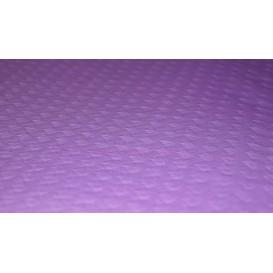 Papieren tafelkleed rol lila 1x100m. 40g (1 stuk)