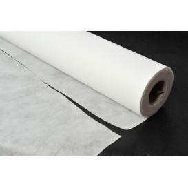 Nappe en rouleau PP Non Tissé Blanc 1,2x48m 50g (6 Unités)