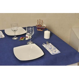 Novotex placemat donkerblauw 120x120cm (150 stuks)
