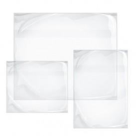 Paklijst enveloppen zelfklevend transparant 2,35x1,75cm (1000 stuks)