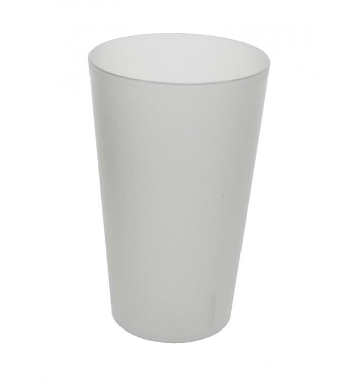 Gobelet Réutilisable PP Translucide 330ml (560 Utés)