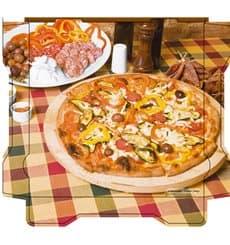 Boîtes à Pizza Al Bassanello Tavola 30x30x4,2 cm (100 Utés)