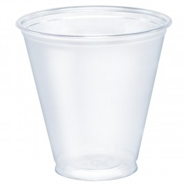 Gobelet PET Solo Ultra Clear 5Oz/148 ml Ø7,1cm (100 Unités)