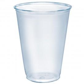 Plastic beker PET Kristal Solo® 10Oz/296ml Ø7,8cm (1000 stuks)