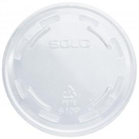 Plastic PET Deksel Kristal Plat Ø7,8cm (100 stuks)