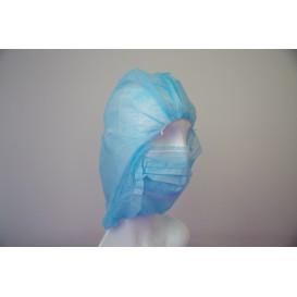 Charlotte intégrale en polypropylène Bleue (50 Utés)
